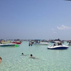 Crab Island in Destin, FL
