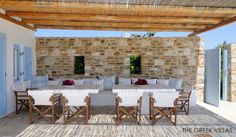 Luxury Antiparos Villas, Antiparos Villa Simone, Cyclades, Greece