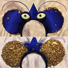Moana Tomatoa Mickey ears, if I ever make it back to Disneyworld! Disney Diy, Deco Disney, Diy Disney Ears, Disney Mickey Ears, Disney Bows, Minnie Mouse, Disney Crafts, Disney Outfits, Disney Ideas