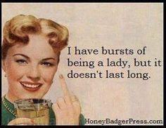 hahaha :) yup