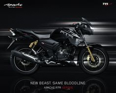 Tvs Apache Rtr Logo Stickers Decals Vector Ideas Pinterest