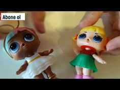 Çakma Lol Bebek vs Orjinal Lol Bebek Challenge! |
