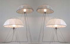 Glow Lamps by Marc de Groot