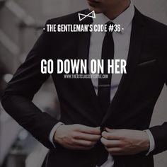 The Gentleman's Code - The1stClassLifestyle.com