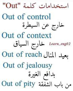 English Sentences, English Vocabulary Words, English Phrases, Learn English Words, English Study, Arabic Sentences, English Grammar, English Language Course, English Language Learning