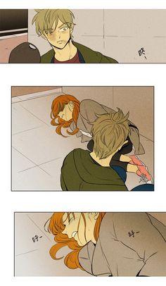 cheese in the trap Manhwa Manga, Manga Anime, Cheese In The Trap Webtoon, Webtoon Comics, Comic Drawing, Manga Pages, Anime Sketch, Manga Comics, Art Girl