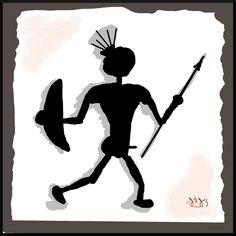 Spearman  By J. F. Jennings  2014