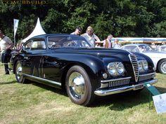 Pininfarina Alfa Romeo 6C 2500 Coupe Speciale 1949