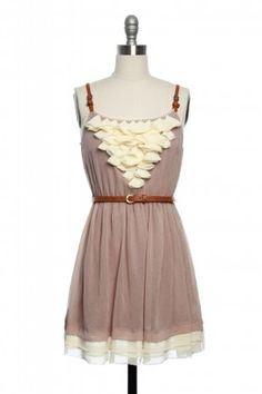 She Sells Sea Shells Dress in Blush | Vintage, Retro, Indie Style Dresses