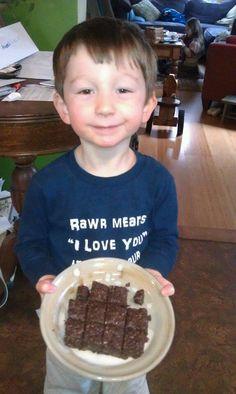 Hemp Seed Brownies
