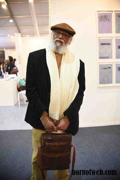 Born of web | (Exclusive) 'Don't want my works in this bazaar': Jatin Das at India Art Fair - Born of web