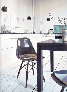 cushions for your Eames Chair by Place de Bleu #danishdesign #allgoodthingsdanish #placedebleu