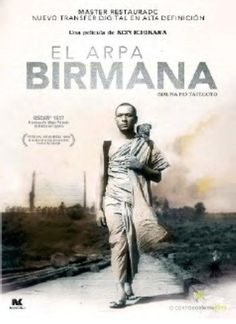 El arpa birmana (1956) Xapón. Dir.: Kon Ichikawa. Drama. Bélico. Histórico. II Guerra Mundial - DVD CINE 2151