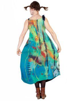 Alice in wonderland women art dress by ArianeMariane on Etsy