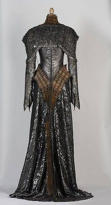 One of Colleen Atwood's costumes for Queen Ravenna in Snow White and Huntsman.
