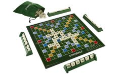 Barry Grossman, one of the UK's best Scrabble players, spells out some of his   best tricks