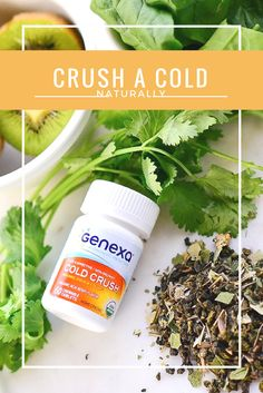 Fight Cold naturally and the healthier way!