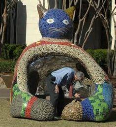 mosaic niki de saint phalle - Yahoo Image Search Results