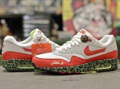 """Nike Air Max 1 """"Air Max Day"""" Customs by SBTG"""