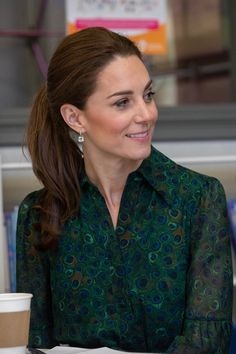 Kate Middleton Photos Photos - Prince William, Duke of Cambridge and Catherine, Duchess of Cambridge meet local people during a royal visit on March 2019 in Blackpool, England. The Duke And Duchess Of Cambridge Visit Blackpool Estilo Kate Middleton, Kate Middleton Photos, Kate Middleton Style, Pippa Middleton, Kate Middleton Prince William, Prince William And Catherine, William Kate, Princess Mary, Princess Charlotte