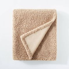 """50""""x60"""" Boucle Throw Blanket With Plush Reverse - Threshold™ Designed With Studio McGee : Target Studio Mcgee, Taupe Color, Color Blending, Knit Patterns, Plush, Beige, Fabric, Stuff To Buy, Target"""