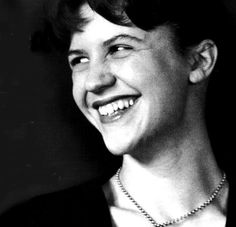 """""""I shut my eyes and all the world drops dead; I lift my eyes and all is born again."""" ― Sylvia Plath, The Collected Poems. © Rollie (Rosalie) Thorne McKenna, 1959, Sylvia Plath"""