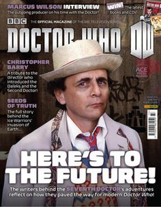 Doctor Who Magazine issue 473