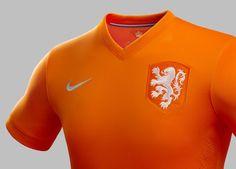 Camisas da Holanda 2014-2015 Copa do Mundo