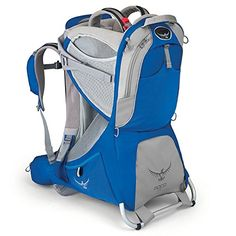 50c21223707 Click Image Above To Purchase  Osprey Poco Plus Child Carrier Bouncing Blue  - Osprey Baby Carriers   Strollers