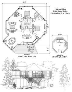 Pedestal Collection PD-0425 (1450 sq. ft.) 2 Bedrooms, 2 Baths