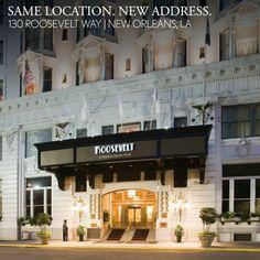 Same Location. New Address. #Roosevelt120