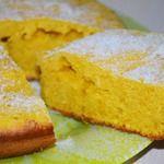Деревенский тыквенный пирог - кулинарный рецепт