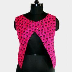 People Coatie Pink http://www.tadpolestore.com/#clothing #summers ##jackets #cotton #pink