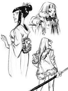 321 Best Helen Chen Images Character Design Character