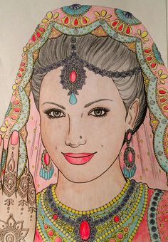 Amazon.com: Color Me Beautiful, Women of the World: Women of the World Adult Coloring Book  By S. Westmoreland on Jan 08, 2016  This adult coloring book, as it says in the description, contains 30 blank illustrations of women in different clothing from around the world. The paper quality is relatively thick and could be fine if you wanted to watercolor them and likewise has wide margins around the image which is nice if you would like to test colors on the paper .....