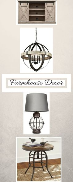 Do you love farmhouse decor? In this blog post I tell you why I love each of these items!  #affiliate | home decor | diy | shopstyle | wayfair | target