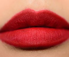 NARS Mysterious Red Velvet Matte Lip Pencil Review & Swatches