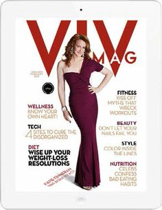 """Win an iPad 3 from VIVmag! Just """"like"""" us on Facebook, follow us on Twitter, tweet about the giveaway or refer a friend for a FREE subscription. And get a free yearlong subscription for yourself. Offer ends 6/4/2012! http://bit.ly/vivitforward"""