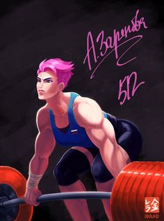 Zarya's autograph by Ioruko.deviantart.com on @DeviantArt - More at…