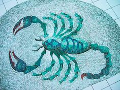 Pool mosaic   Bruno Rodi