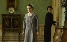 Downton Abbey Season 6 Daisy enlist Lady Cora's help to Mr. Mason to save his farm.