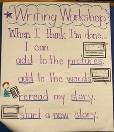 lucy calkins first grade info writing | Writing Workshop - Mrs. Fargo's First Grade