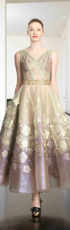 Dany Atrache Spring-Summer 2014 Couture