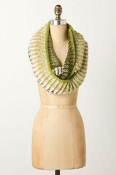 Randa Loop scarf from Anthropologie