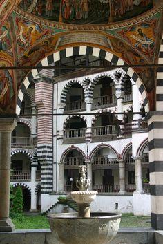 travelingcolors:  Rila Monastery | Bulgaria (by Raphael Birk)
