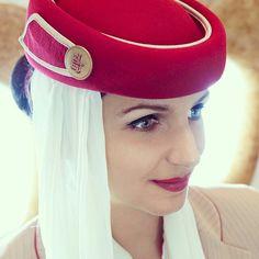 Emirates stewardess @ammorsaadi
