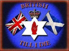 the loyalties between Ulster & Scotland