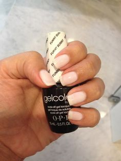 OPI gelcolor - Funny Bunny What? No way I would buy this just for the name!!