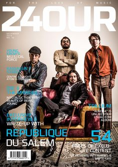 24OurMusic Magazine - December 2014