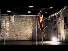 Anastasia Skukhtorova - performing to Hallelujah.  An amazing routine to music combination!